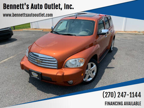 2008 Chevrolet HHR for sale at Bennett's Auto Outlet, Inc. in Mayfield KY