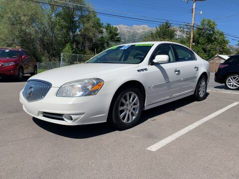 2010 Buick Lucerne for sale at Berge Auto in Orem UT