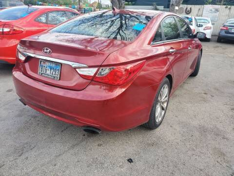 2011 Hyundai Sonata for sale at C.J. AUTO SALES llc. in San Antonio TX