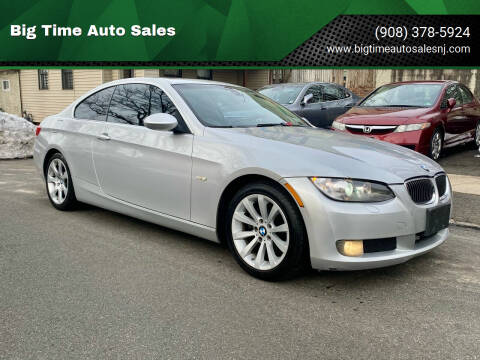 2007 BMW 3 Series for sale at Big Time Auto Sales in Vauxhall NJ