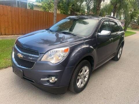 2014 Chevrolet Equinox for sale at FINANCIAL CLAIMS & SERVICING INC in Hollywood FL