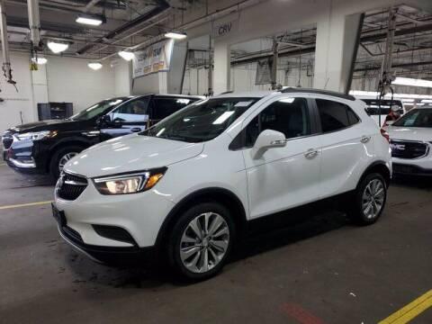 2019 Buick Encore for sale at Strosnider Chevrolet in Hopewell VA