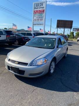 2007 Chevrolet Impala for sale at US 24 Auto Group in Redford MI
