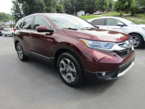 2018 Honda CR-V for sale at Specialty Car Company in North Wilkesboro NC
