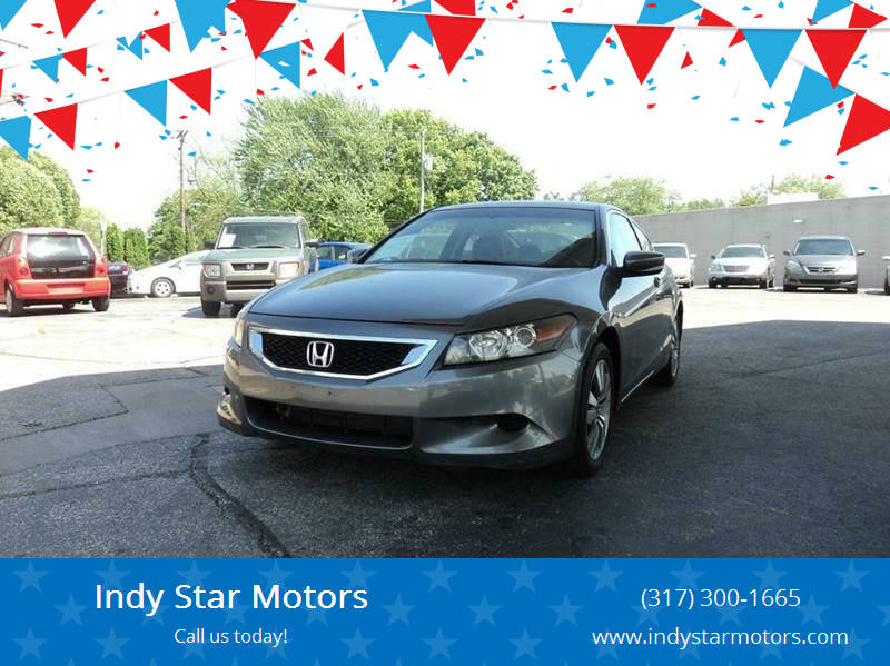 2010 Honda Accord for sale at Indy Star Motors in Indianapolis IN