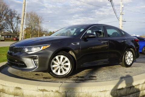 2018 Kia Optima for sale at Platinum Motors LLC in Heath OH