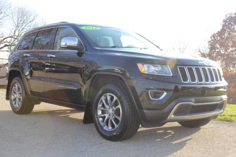 2014 Jeep Grand Cherokee for sale at Harrison Auto Sales in Irwin PA