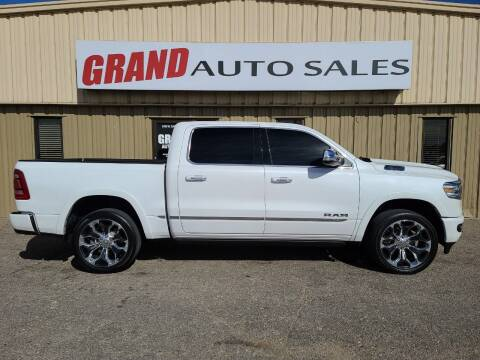 2019 RAM Ram Pickup 1500 for sale at GRAND AUTO SALES in Grand Island NE