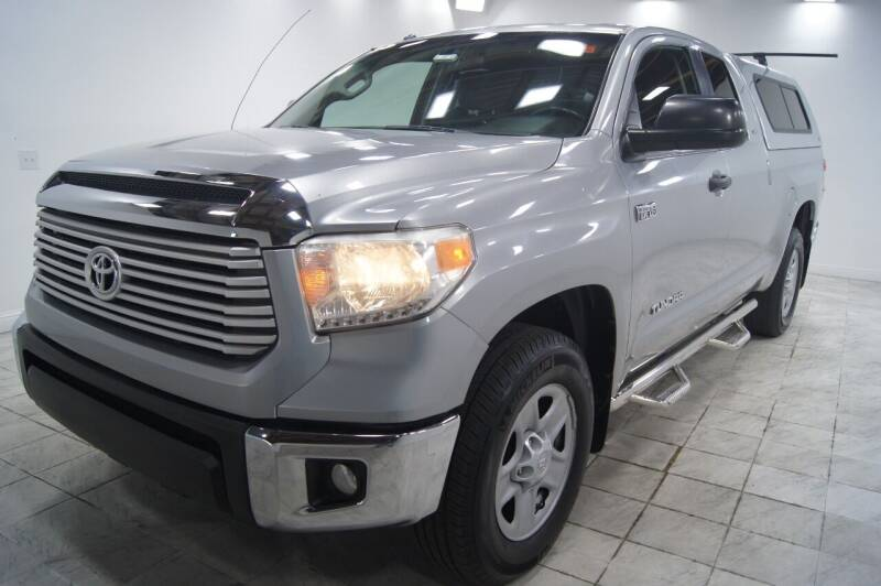 2014 Toyota Tundra for sale at Sacramento Luxury Motors in Carmichael CA