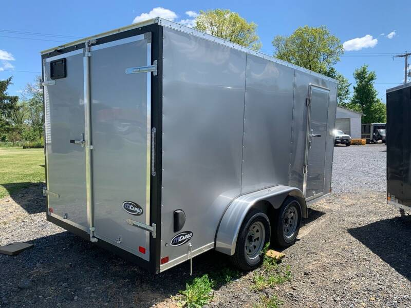 2021 ITI Cargo HL 7x14 for sale at Smart Choice 61 Trailers in Shoemakersville PA