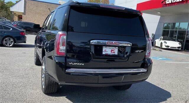 2017 GMC Yukon 4x2 Denali 4dr SUV - Roswell GA
