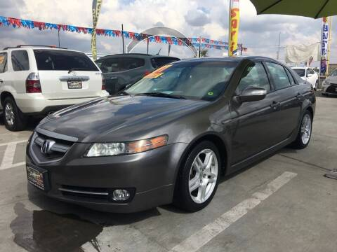 2007 Acura TL for sale at CALIFORNIA AUTO SALE 2 in Livingston CA