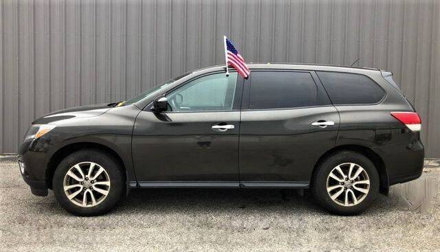 2015 Nissan Pathfinder for sale at Ataboys Auto Sales in Manchester NH