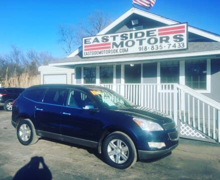 2011 Chevrolet Traverse for sale at EASTSIDE MOTORS in Tulsa OK