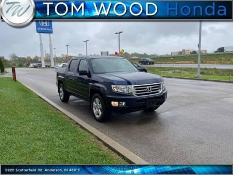 2013 Honda Ridgeline for sale at Tom Wood Honda in Anderson IN