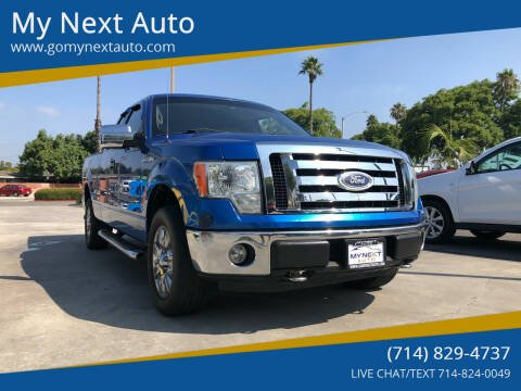 2010 Ford F-150 for sale at My Next Auto in Anaheim CA