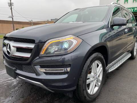 2013 Mercedes-Benz GL-Class for sale at MFT Auction in Lodi NJ