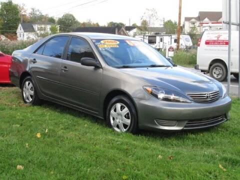 2006 Toyota Camry for sale at Saratoga Motors in Gansevoort NY