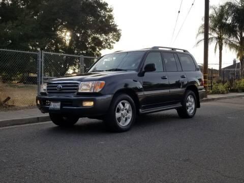 2004 Toyota Land Cruiser for sale at Gateway Motors in Hayward CA