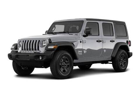 2021 Jeep Wrangler Unlimited for sale at PATRIOT CHRYSLER DODGE JEEP RAM in Oakland MD