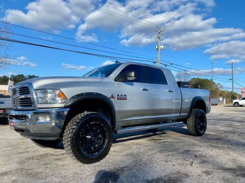 2017 RAM Ram Pickup 2500 for sale at 216 Auto Sales in Mc Calla AL