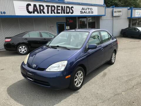 2002 Toyota Prius for sale at Car Trends 2 in Renton WA