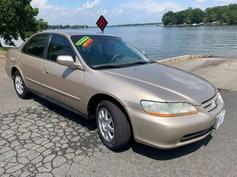 2002 Honda Accord for sale at Affordable Autos at the Lake in Denver NC