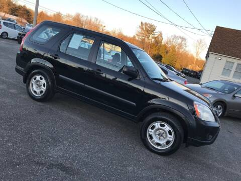 2006 Honda CR-V for sale at New Wave Auto of Vineland in Vineland NJ