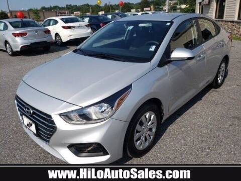 2019 Hyundai Accent for sale at BuyFromAndy.com at Hi Lo Auto Sales in Frederick MD