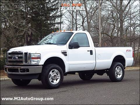 2010 Ford F-350 Super Duty for sale at M2 Auto Group Llc. EAST BRUNSWICK in East Brunswick NJ