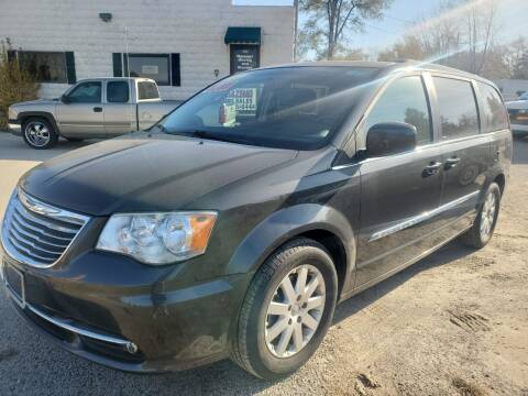2012 Chrysler Town and Country for sale at AMAZING AUTO SALES in Marengo IL