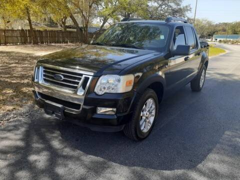 2007 Ford Explorer Sport Trac for sale at Royal Auto Trading in Tampa FL