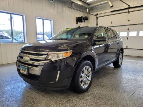 2013 Ford Edge for sale at Sand's Auto Sales in Cambridge MN