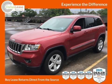 2011 Jeep Grand Cherokee for sale at Dallas Auto Finance in Dallas TX