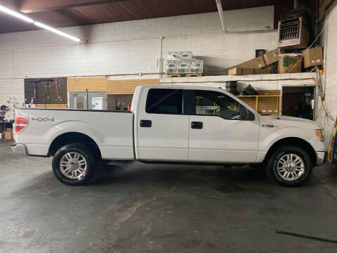 2010 Ford F-150 for sale at Mega Auto Sales in Wenatchee WA