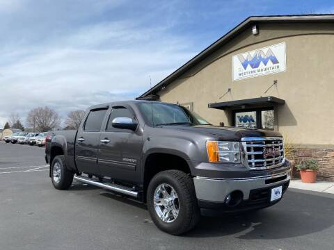 2011 GMC Sierra 1500 for sale at Western Mountain Bus & Auto Sales in Nampa ID