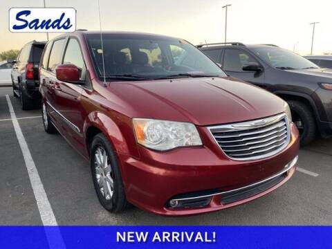 2014 Chrysler Town and Country for sale at Sands Chevrolet in Surprise AZ