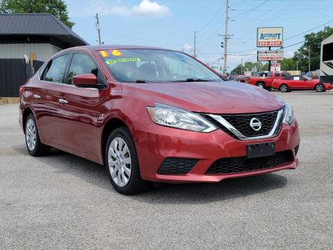 2016 Nissan Sentra for sale at AutoMart East Ridge in Chattanooga TN