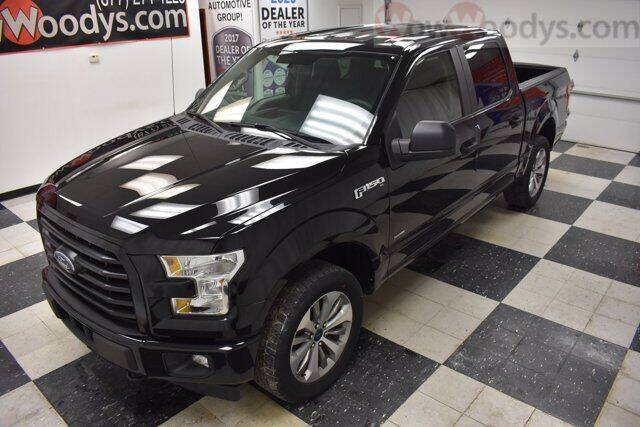 2017 Ford F-150 4x4 XL 4dr SuperCrew 5.5 ft. SB - Chillicothe MO