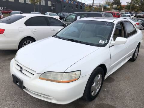 2002 Honda Accord for sale at Sonny Gerber Auto Sales in Omaha NE