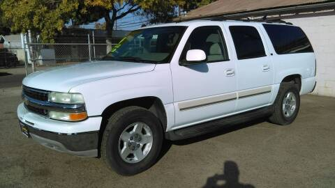 2004 Chevrolet Suburban for sale at Larry's Auto Sales Inc. in Fresno CA