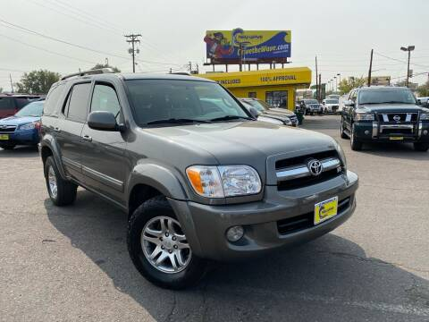 2005 Toyota Sequoia for sale at New Wave Auto Brokers & Sales in Denver CO