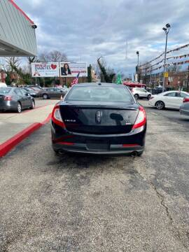 2013 Lincoln MKS for sale at i3Motors in Baltimore MD