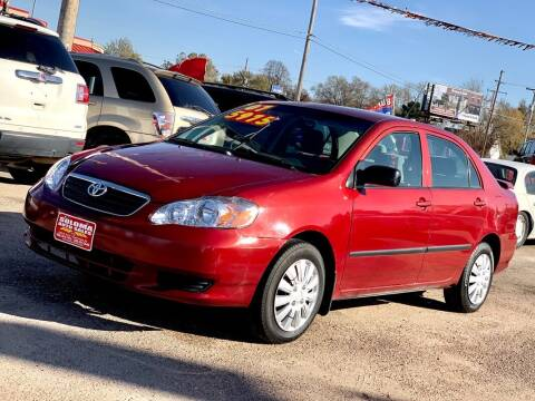 2007 Toyota Corolla for sale at SOLOMA AUTO SALES in Grand Island NE