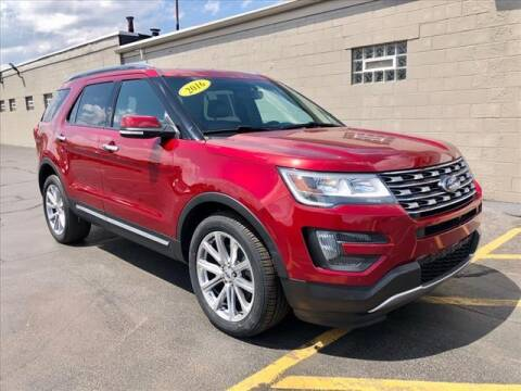 2016 Ford Explorer for sale at Richardson Sales & Service in Highland IN