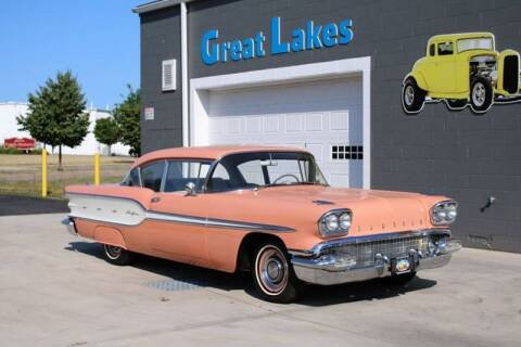 1958 Pontiac Chieftain for sale at Great Lakes Classic Cars in Hilton NY