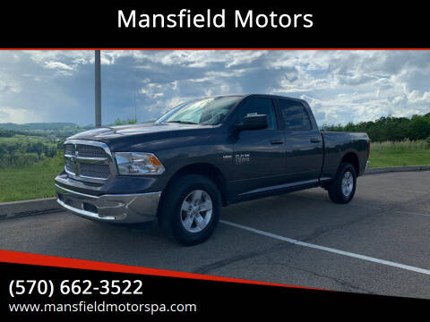 2019 RAM Ram Pickup 1500 Classic for sale at Mansfield Motors in Mansfield PA