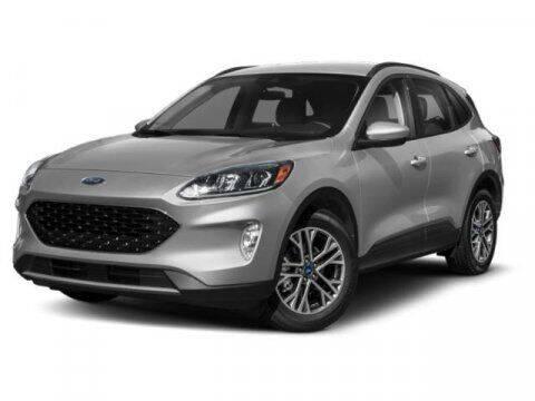 2020 Ford Escape for sale at Loganville Ford Fleet Sales in Loganville GA