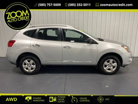2015 Nissan Rogue Select for sale at ZoomAutoCredit.com in Elba NY