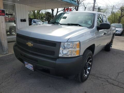 2011 Chevrolet Silverado 1500 for sale at New Wheels in Glendale Heights IL